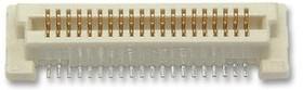 Фото 1/4 5177983-6, Составной разъем платы, вертикальный, Серия FH, 140 контакт(-ов), Гнездо, 0.8 мм