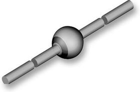 BYT54M-TR, Стандартный восстанавливающийся диод, AEC-Q101, 1 кВ, 1.25 А, Одиночный, 1.5 В, 100 нс, 30 А