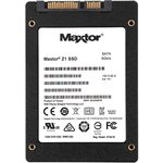 "Накопитель SSD Seagate Original SATA III 960Gb YA960VC1A001 Maxtor 2.5"""