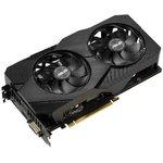 Фото 4/6 Видеокарта Asus PCI-E DUAL-RTX2060-O6G-EVO nVidia GeForce RTX 2060 6144Mb 192bit GDDR6 1365/14000 DVIx1/HDMIx2/DPx1/HDCP Ret