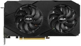Фото 1/6 Видеокарта Asus PCI-E DUAL-RTX2060-O6G-EVO nVidia GeForce RTX 2060 6144Mb 192bit GDDR6 1365/14000 DVIx1/HDMIx2/DPx1/HDCP Ret