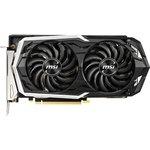Видеокарта MSI PCI-E RTX 2060 SUPER ARMOR OC nVidia GeForce ...