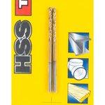 1,5 Titanium HSS DIN 338 сверло по металлу, 2 шт. 10502573
