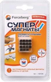 Фото 1/2 Неодимовый магнит-прямоугольник 5×5×5 мм (30 шт)