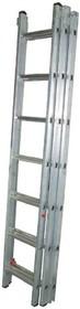Лестница BIBER 98209 универсальная 3-х секционная 9 ступеней