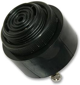 KPEG-651SAN, Датчик, со звуковой индикацией, Зуммер, Быстрый Пульсирующий, 6 В, 28 В, 10 мА, 74 дБ