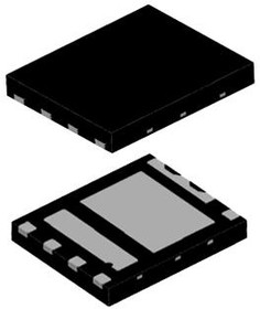 FDMS7602S, DUAL N CHANNEL MOSFET, POWERTRENCH, 30V, 30A, POWER56
