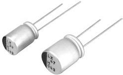 PLX1C151MCL1TD, ALUMINUM ELECTROLYTIC CAPACITOR, 150UF, 16V, 20%, RADIAL