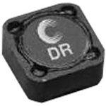 Фото 3/3 DR127-331-R, Силовой Индуктор (SMD), 330 мкГн, 1.04 А, Экранированный, 2.01 А, Серия DR, 12.5мм x 12.5мм x 8мм