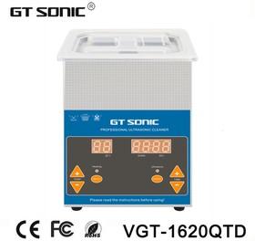 Фото 1/2 VGT-1620QTD, Ванна ультразвуковая отмывочная, 190×170×220мм с подогревом