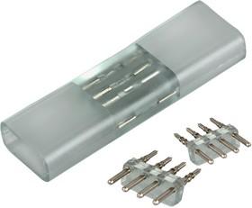 Переходник для ленты 220V 5050 (10 шт.)