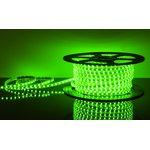 60Led-14.4W-IP65-220V зеленый, Лента светодиодная 1 метр ...
