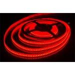 192Led-15W-IP65-24V красный, Лента светодиодная 1 метр ...