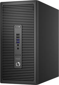 Компьютер HP ProDesk 600 G2, Intel Core i3 6100, DDR4 4Гб, 500Гб, Intel HD Graphics 530, DVD-RW, Windows 7 Professional (T4J55EA)