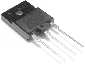 MD1803DFX, Транзистор NPN 700В 10А 57Вт, (=ST1803DHI), [ISOWATT-218FX]