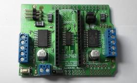 Motor Shield v3 [Nano], Силовой модуль управления двигателями для плат Freeduino/Arduino