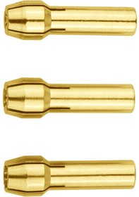 29909-H3, Набор цанг для эл.гравёра d= 3.2mm d=2.4mm d=1.6mm 3пред.