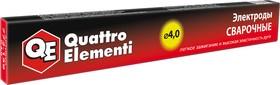 Электроды QUATTRO ELEMENTI 772-159 4.0 X 400мм, 0.9кг