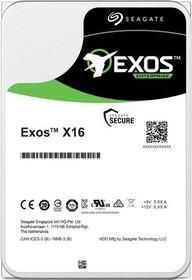 """Фото 1/2 Жесткий диск Seagate Original SATA-III 14Tb ST14000NM001G Exos X16 512E (7200rpm) 256Mb 3.5"""""""