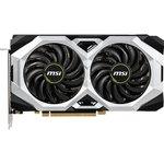 Видеокарта MSI PCI-E RTX 2060 VENTUS 6G nVidia GeForce RTX ...