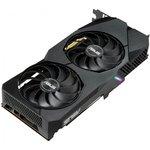 Фото 9/9 Видеокарта Asus PCI-E 4.0 DUAL-RX5700-O8G-EVO AMD Radeon RX 5700 8192Mb 256bit GDDR6 1515/14000/ HDMIx1/DPx3/HDCP Ret