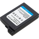 Аккумулятор PSP-S110 для игровой приставки Sony PSP Slim & Lite, 2000 1200mAh 3.7V