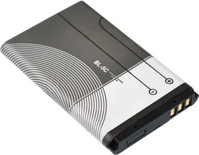 Аккумуляторная батарея (аккумулятор) BL-5C для Nokia 1100, N70, N72, 6230, 7610 VIXION