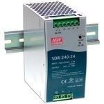 SDR-240-24, Блок питания, 24В,10А,240Вт