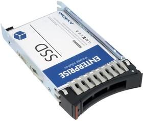 """Накопитель SSD Lenovo 1x480Gb SATA 00AJ405 Hot Swapp 2.5"""""""