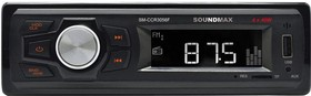 Автомагнитола SOUNDMAX SM-CCR3056F, USB, microSD
