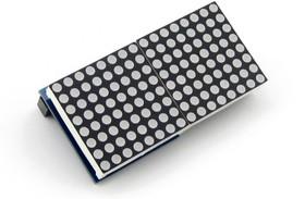 Фото 1/4 RPi LED Matrix, Светодиодная матрица для Raspberry Pi