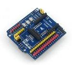 IO Expansion Shield, Плата расширения для подключения периферийных Arduino модулей