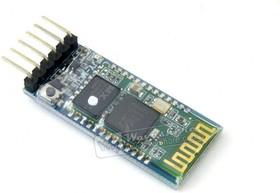 Фото 1/5 Bluetooth Master UART Board, Модуль Bluetooth 2.0 для построения систем беспроводного управления устройствами