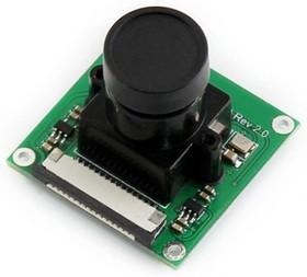 Фото 1/4 RPi Camera (B), Камера для Raspberry Pi Model B+/2/3, регулируемый фокус, угол обзора 72 гр