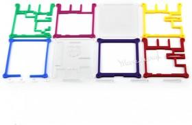 Фото 1/6 Rainbow Case B for RPi, Корпус для одноплатного компьютера Raspberry Pi Model B+ / Pi 2 / Pi 3