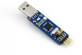 Фото 1/5 ST-LINK/V2 (mini), Внутрисхемный программатор/отладчик JTAG для мк STM8 и STM32