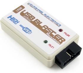 Фото 1/3 USB Blaster V2, Загрузочный кабель для ALTERA FPGA, CPLD, Active Serial Configuration и Enhanced Configuration устро