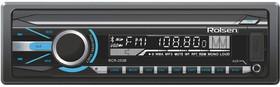 Автомагнитола ROLSEN RCR-253B, USB, SD/MMC