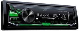Автомагнитола JVC KD-X130, USB