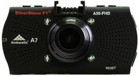 Видеорегистратор SILVERSTONE F1 A-50FHD черный