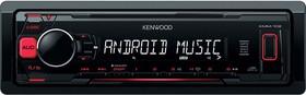 Автомагнитола KENWOOD KMM-102RY, USB