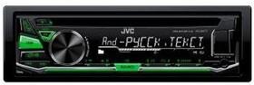 Автомагнитола JVC KD-R477, USB