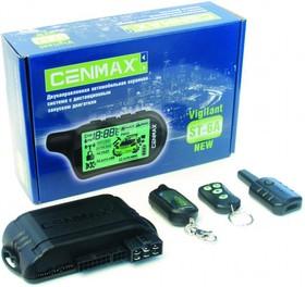 Автосигнализация CENMAX VIGILANT ST-6A [vigilant st6 a автозапуск]