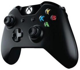 Геймпад беспроводной MICROSOFT Xbox One+ Wireless Adapter for Windows 10 черный [ng6-00003]