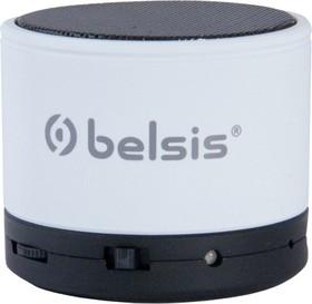 BS1130, Портативная беспроводная Bluetooth - колонка, белый