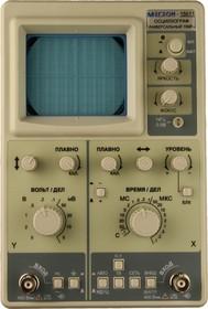 МЕГЕОН 15011, Осциллограф 1 канал x 10МГц