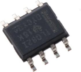 TL082ID, Универсальный, 2-х канальный операционный усилитель с полевым входом [SO-8]