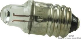 112, LAMP, INCANDESCENT, MINI SCREW, 1.2V, 264MW