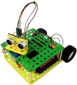 Фото 1/4 Робот- Сармат Амага, Конструктор для сборки мобильного робота на основе Arduino Nano