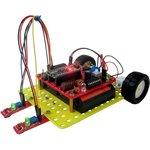 Фото 3/4 Робот - Сармат Амага, Конструктор для сборки мобильного робота на основе Arduino Nano